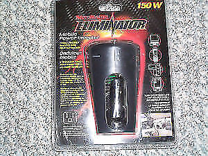 MOTOMASTER ELECTRIC POWER CONVERTOR (DC TO AC)--NEW IN PKG