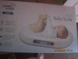 200New Digital Baby Scale now £18.00