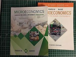 ECON 101 Microeconomics textbook and study guide