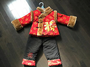 baby's suit, 18-24 months