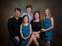 """$49 for a Family Photo Session and an 8""""x10"""" Framed Portrait"""