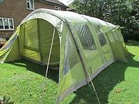 Vango Airbeam eclipse 600 inflatable tent