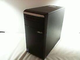 HP ELITE Tower Intel Pentium I3 3GHz 8GB 320GB HDD Integrated Windows 10 Grade A/B