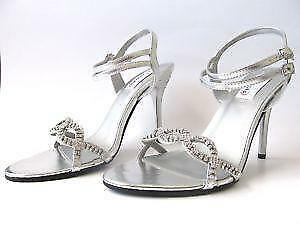 cca8dbf2f2f Rhinestone Bridal Shoes
