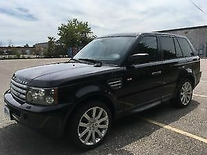2006 Land Rover Range Rover Sport-Excellent condition