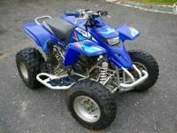 Yamaha blaster 200 2stroke quad