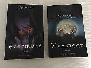 Evermore & Blue Moon by Alyson Noel