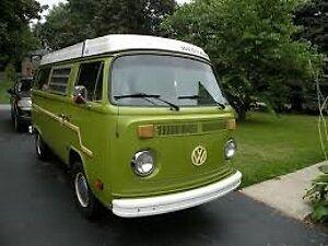 Wanted 1977-79 VW Westfalia