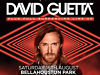 DAVID GUETTA, 2 TICKETS, GLASGOW SUMMER SESSIONS City Centre, Aberdeen