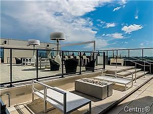 Condo TOUR DES CANADIENS FULLY FURNISHED 2 BEDRMS MEUBLÉ 2 CHAMB