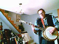 Banjo Lessons: Courses starting for September 1 2015 Book Now