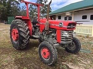 Massey ferguson tractor 165 Popanyinning Cuballing Area Preview