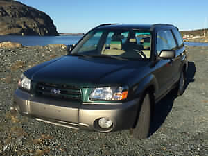2005 Subaru Forester LL Bean Edition