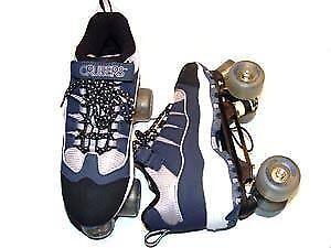 tennis shoe roller skates ebay