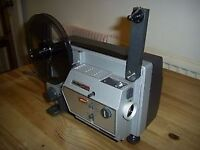 Prinz Magnon Super IQ Twin System Projector for Super 8 and Regular Film