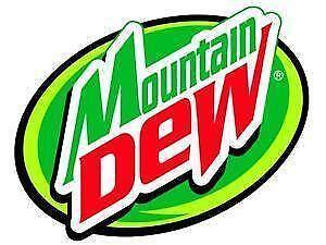 mountain dew ebay