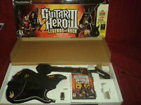 Guitar Hero 3 legends of rock! POUR PS2 COMPLET BELLE BOITE !