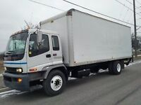 SPECIAL RATES $50/ HOUR--ALL SIZE TRUCKS WITH MOVERS,INSURED