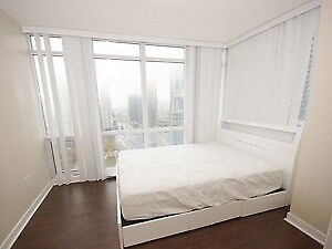 2 bdrm 2 bath condo at downtown Toronto Front & Spadina for rent