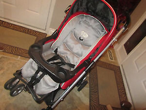 Poussette Peg Perego Switch + Coquille