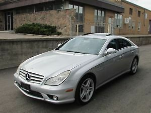 2006 Mercedes-Benz CLS-Class CLS55 AMG Sedan London Ontario image 1