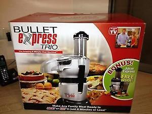 Food processor Bullet Express 3 in 1