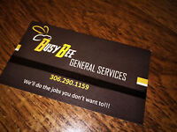 GENERAL LABOUR SERVICES AND JUNK REMOVAL CLEAN UP