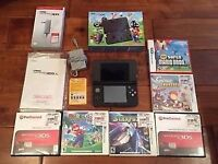 Nintendo 3DS Family with 6 new games