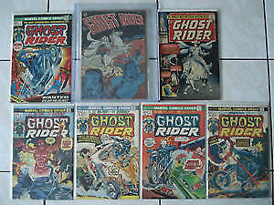 1954-1979 GHOST RIDER #1 AMAZING SPIDER-MAN129&MORE KEY ISSUES!!