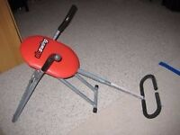 Abswing gym equipment