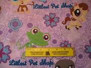Littlest Pet Shop Fabric