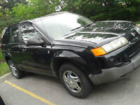 2003 Saturn VUE SUV, Crossover(Mint condition)