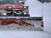 Snow Removal - Plowing