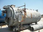 Used Steam Boiler