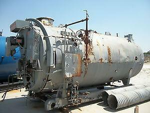 Used Steam Boiler Business Amp Industrial Ebay