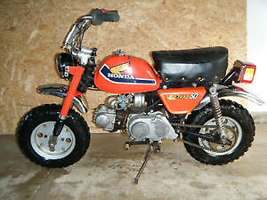 Honda Z50 or 50R (wanted)