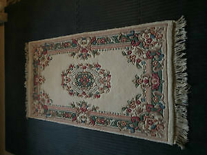 BRAND NEW HAND KNOTTED INDIAN RUG 3X5