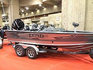 2018 Lund Pro V 1975 Sport every option on boat,no tax private s