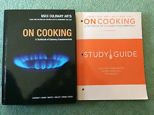 Nscc culinary Used Textbooks
