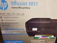 HP Officejet 3831 Printer - Brand New in sealed box