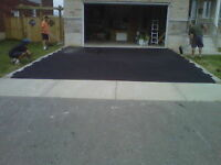 SPRING IS HERE!!!  CALL NOW TO BOOK YOUR ASPHALT RESTORATION NEE