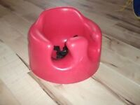Siège d'appoint Bumbo rouge