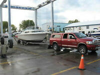 WE MOVE TRAILERS, CARS, MOTORCYCLES, BOATS