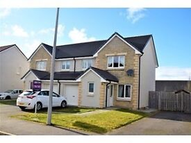 **Fixed Price ** £198k 3 bedrooms, Milton of Leys, Inverness