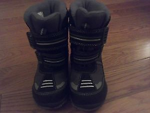 Baby Boy Winter Boots (Size 8) **NEW, NEVER WORN!**