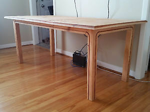 rustic reclaimed pine table 70inx36in you can stain free delive