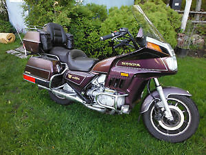 Gold wing 1984