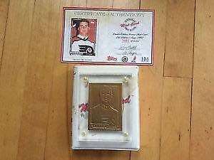 Bronze Mint card, Eric Lindros