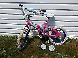 """Disney Princess"" Bike with 14"" Tires for Sale!"