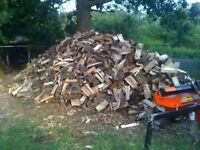 Seasoned Mixed Firewood